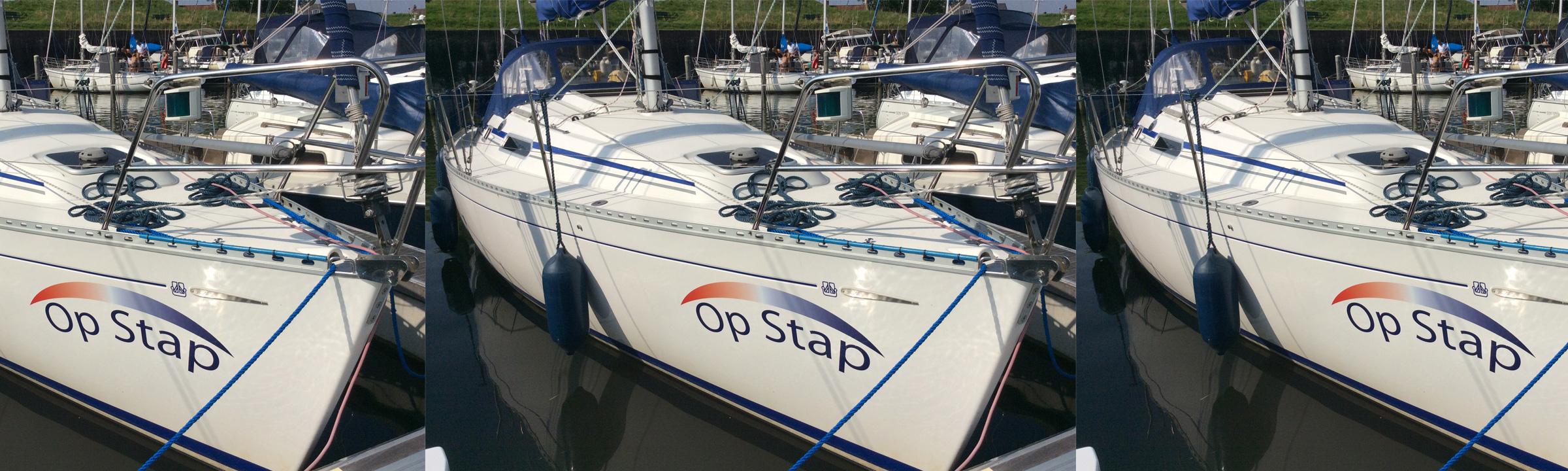 Op Stap in Nederland